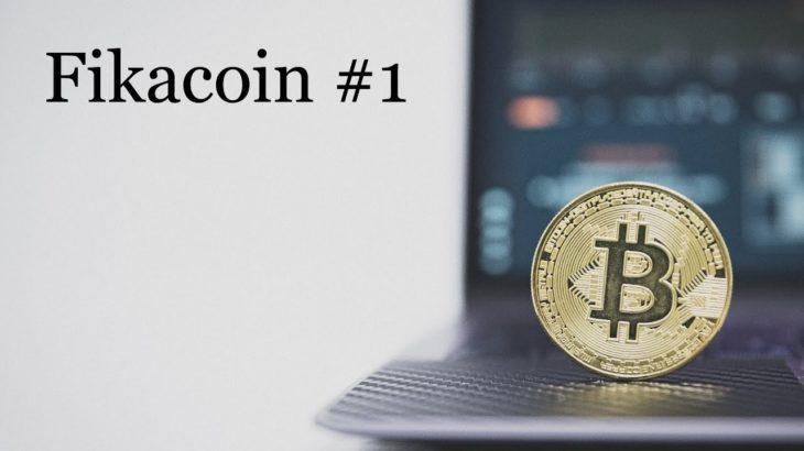 仮想通貨プログラミング #1