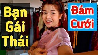 Khi Duy Biết Thông Tin Bạn Gái Ở Thái Đi Mua Váy Cưới !!!   Duy Nisa
