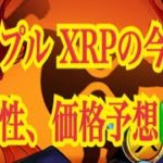 【仮想通貨憶り人チャンネル・XRPリップル局】リップルXRPの今後、将来性、価格予想