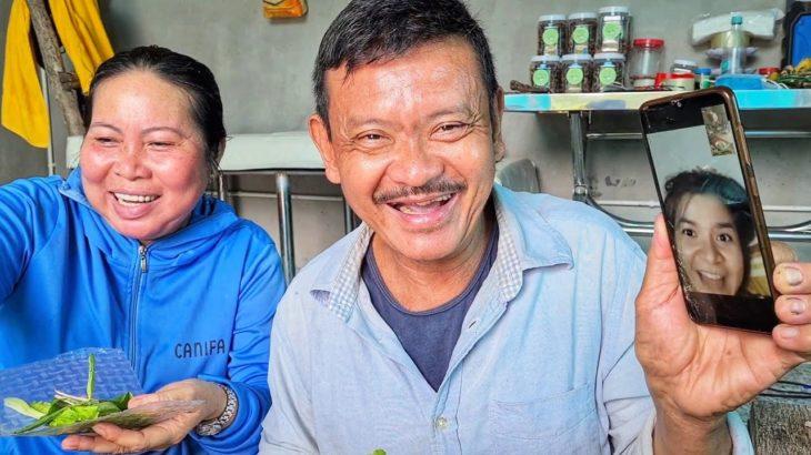 Bạn Gái Thái Lan Gọi Về Nói Chuyện Với Cha Thấy Thương | Duy Nisa