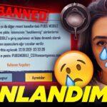 HESABIM BANLANDI!! HİLE MİYİM? / SORU – CEVAP | PUBG Mobile