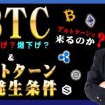 【投資】ビットコインの価格徹底予想!今から爆上げ?暴落?注目のアルトターン発生条件を解説!仮想通貨バブルの渦中で下すべき正しいトレード判断とは?