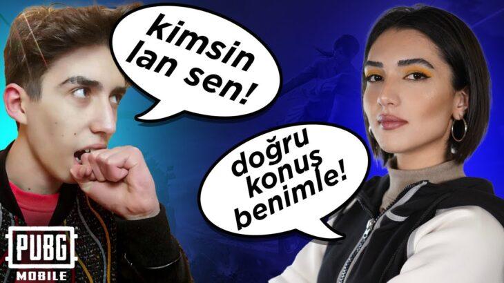 PSİKOLOJİK KIŞKIRTMA (KİMSİN LAN SEN?!)   PUBG Mobile