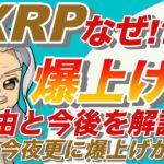 【ビットコイン・イーサリアム・リップル分析】XRPは今後どうなってしまうのか?