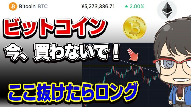 【仮想通貨】ビットコインこれからが勝負!いつ買う?売る?