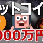 ビットコインはこのまま落ちずに3000万円になる理由は!