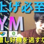 【仮想通貨XEM,IOST,チリーズ,ビットコインキャッシュ】シンボルトークン爆上げ!!