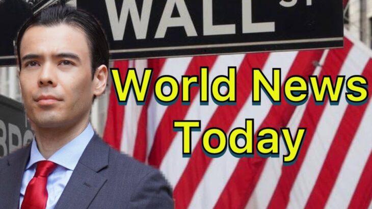 国際ニュース4/23、バイデンキャピタルゲイン増税、ビットコイン5万ドル割る、緊急事態宣言25日、豪中「一帯一路」構想協定を破棄、レバレッジ&インバースETF