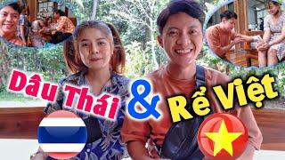 Dâu Thái & Rể Việt #2 | Duy Xuất Sắc Được Lòng Gia Đình Nan – ปีใหม่ไทย & ชีวิตในประเทศไทย