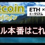 【ビットコイン×ETH×ADA】暴騰相場開始。まだまだバブルは続く。