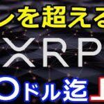 【価格予想】リップル(XRP)は1.46ドルを超えると『〇〇ドルまで上昇する』