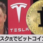 マスク氏でビットコイン急落(2021年5月13日)