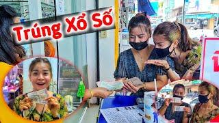 Trời Ơi Lần Đầu Mua Xổ Số Ở Thái Lan Duy Trúng Số Cả Nhà Ơi