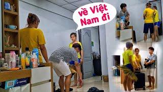 Duy Cải Nhau Với Nan Và Đuổi Về Việt Nam Vì Phát Hiện Có Người Yêu Bên Ngoài