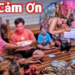 Lần Sinh Nhật Vui Và Hạnh Phúc Nhất Của Duy Cùng Gia Đình Thái Lan | Dâu Thái Rể Việt