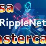 【仮想通貨】リップル(XRP)VisaやMastercardを使った新たなな決済サービス提供『リップルネット拡大』