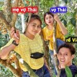 Bạn Của Mẹ Vợ Cho Hái Thoải Mái Bòn Bon Cuối Mùa, Hái Và Ăn Luôn Trên Cây Còn Gì Bằng | Duy Nan #43