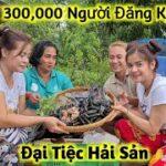 Cô Bow Chơi Lớn, Nấu Trà Cấn Sà Cho Duy Nan Và Mẹ Ổ Uống Ăn Mừng 300,000 Đăng Ký | Duy Nan #66